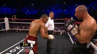Chris Eubank Jr VS Arthur Abraham HIGHLIGHTS