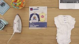 Create Customized Gear with Avery® Stretchable Fabric Transfers