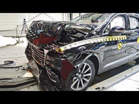Audi Q7 (2016) CRASH TEST