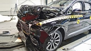 Audi Q7 (2016) CRASH TEST