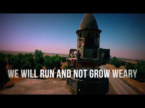 Joshua Aaron // We Will Wait (Golan Heights, Israel Lyric Video)