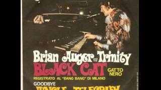 Brian Auger And The Trinity  - Goodbye Jungle Telegraph