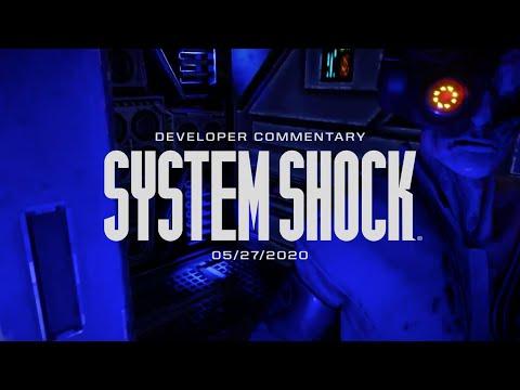 System Shock Alpha Demo Developer Commentary – Nightdive Studios