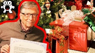What Bill Gates Gives For Christmas Compared To An Average Person