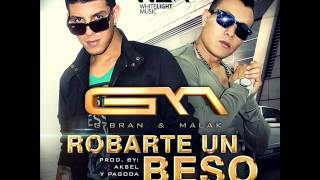 Gbran & Malak - Robarte Un Beso (ORIGINAL) (Prod. By Aksel & Pagoda) (REGGAETON 2016)