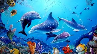 рыба и дельфины обзор игры андроид game rewiew android