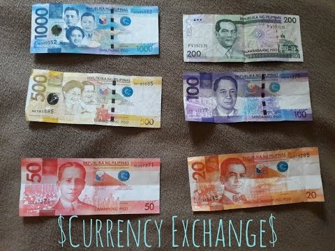 Philippines - Money Exchange