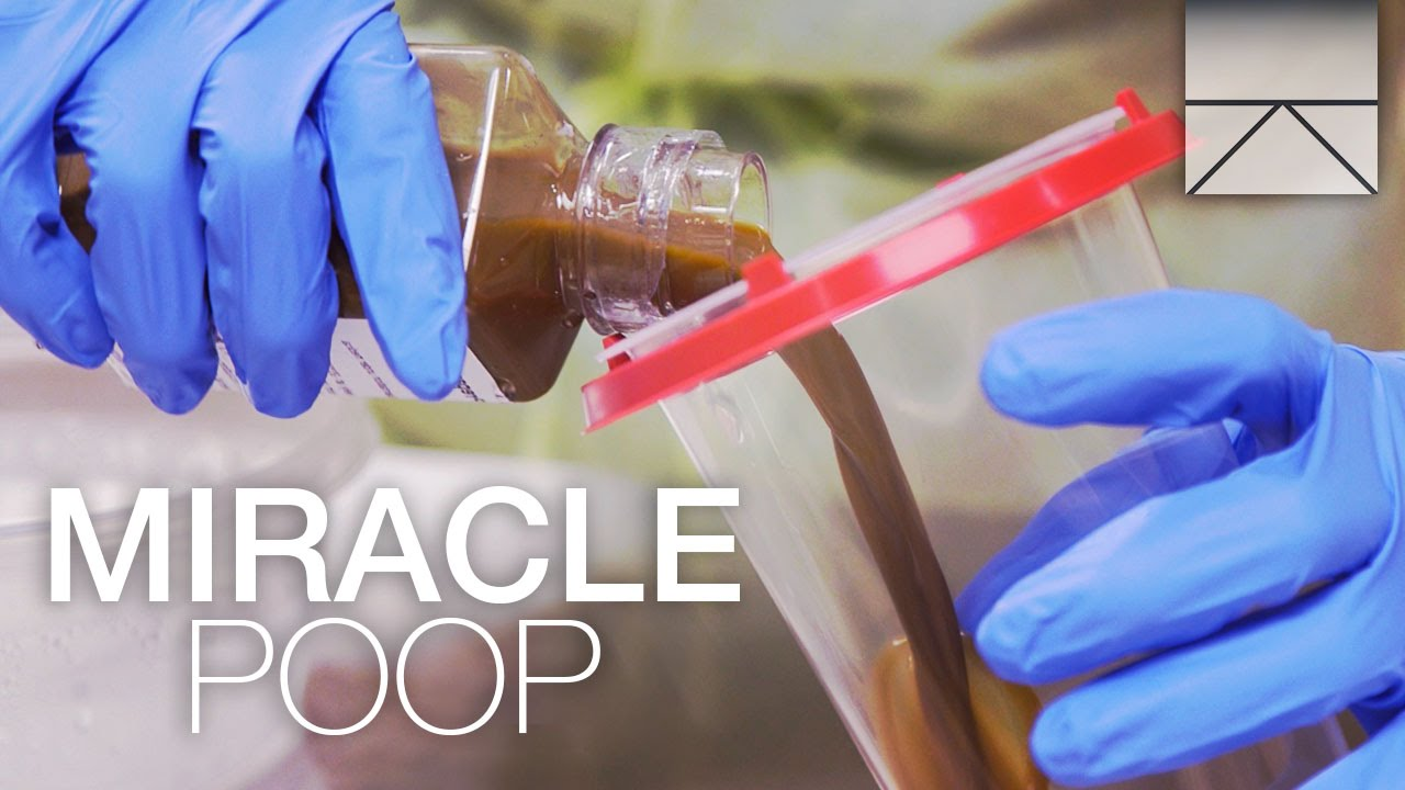 How Fecal Transplants Can Save Lives Youtube