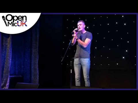 TONY RICH PROJECT - NOBODY KNOWS performed by DANIEL FOTHERS at the Essex Regional Final 2015