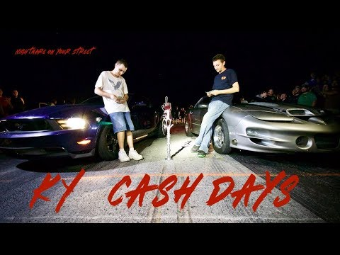 KY Street Racing: Small Tire Cash Days