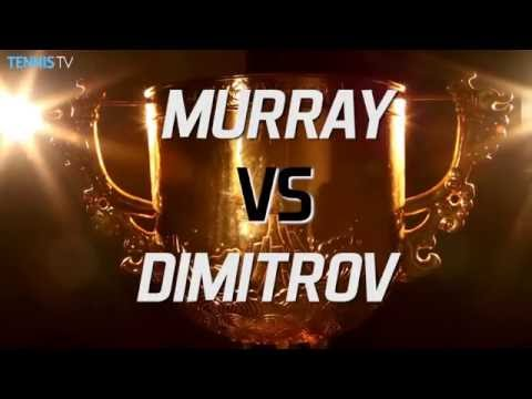 2016 China Open, Beijing: Final Highlights - Murray v Dimitrov