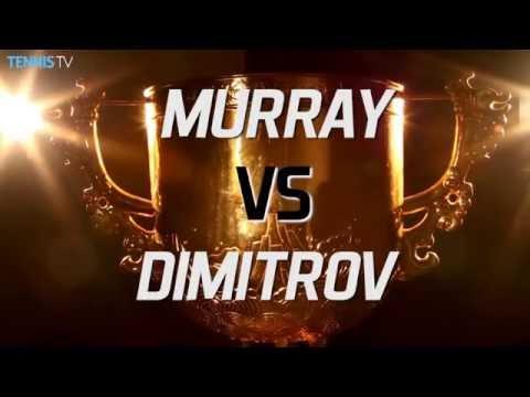 2016 China Open, Beijing: Final Highlights - Murray v Dimitrov