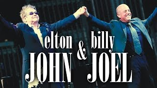 "DVD ELTON JOHN & BILLY JOEL ""LIVE FROM THE TOKYO DOME"" COMPLETO ""OFICIAL"""