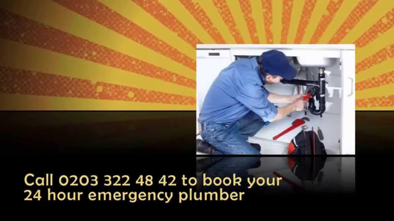 Plumber London UK - 24 Hour Service - 020 3322 4842