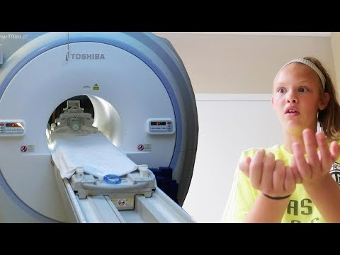 Back INJURY and MRI EXPERIENCE   Kids Point of View of MRI and Tips