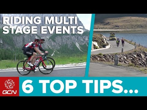 6 Top Tips For Riding Multi Stage Events   GCN's Cycling Tips
