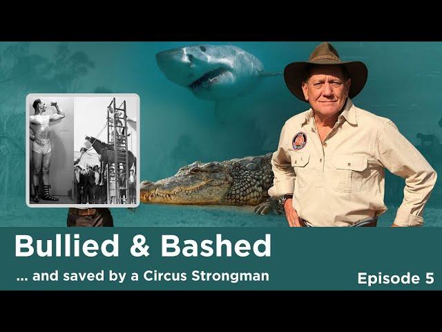 The Wildlife Man Podcast – Episode 5 - Bullied & Bashed