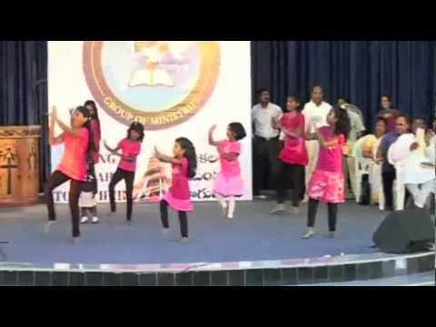 Aaa Paatalu Paadudhamu - Telugu Christian Song