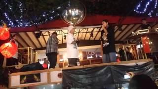 MamboRap en Bogotá Colombia Parte 1