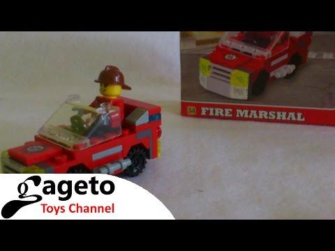 Emco Brix #5 Emco Brix Fire Marshal dan Cara Membuatnya