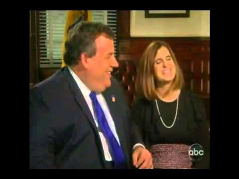 New Jersey Gov. Chris Christie on Barbara Walters 10 Most Fascinating People of 2012