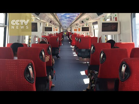 Business class subway seats in southern China's Shenzhen draw controversy