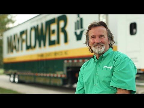 Vincent P. Miller, 2015 Mayflower Logistics Van Operator of the Year