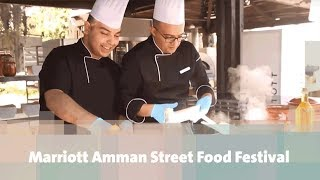 Marriott Amman Street Food Festival