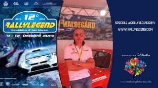 Speciale RallyLegend - Marketing del Territorio intervista Vito Piarulli