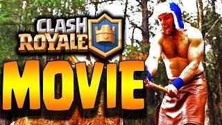 BANDIT vs LUMBERJACK - EPIC CLASH BATTLES - CLASH ROYALE MOVIE 2019 HD