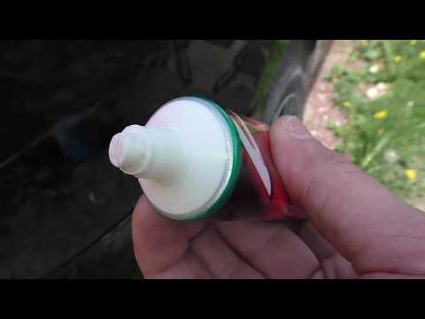 Как убрать царапину на машине за 30 сек копеечным средством