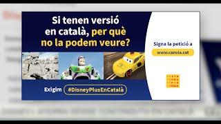 El català a Disney+