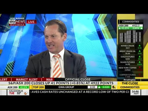 XM.COM - Peter McGuire Sky News Business IV - 01/03/2016