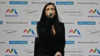 Елена Темникова — Ревность [Live @ТЦ МОРЕМОЛЛ (г. Сочи), 26.04.2016]
