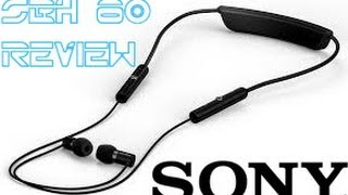 SONY SBH 80 Bluetooth Stereo Headset Review