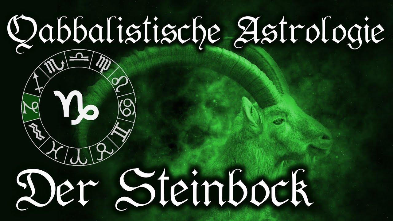 Steinbock, das Sternzeichen - Qabbalistische Astrologie