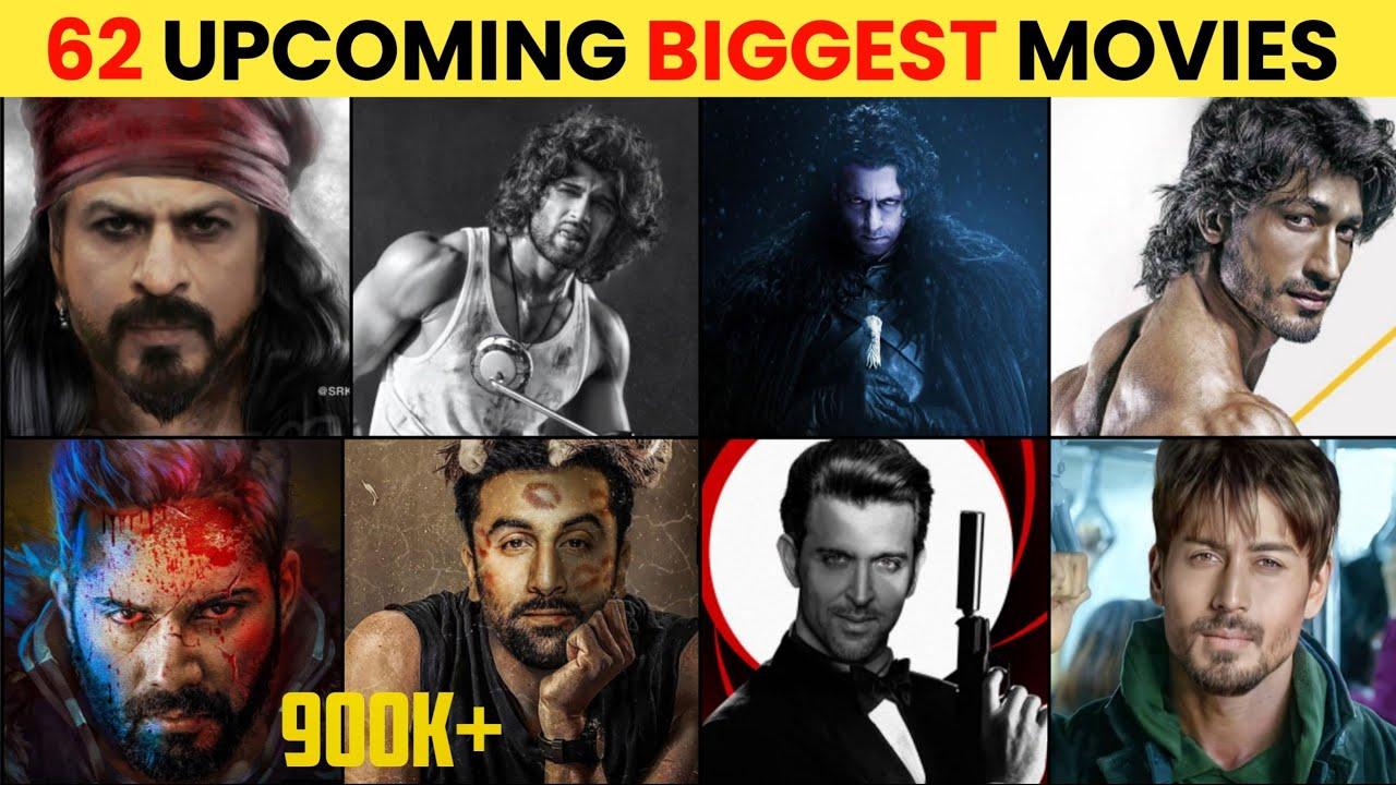 62 Upcoming Movies 2021 | Hindi  | Complete List | Upcoming Bollywood Films 2021