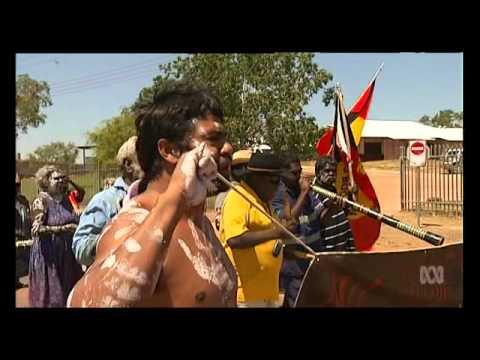 Garawa elder Jack Green wins environment award after long ant-mining battle