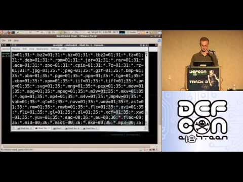 DEFCON 18: Advanced Format String Attacks