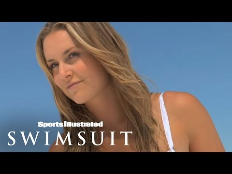 Lindsey Vonn Photoshoot 2010 | Sports Illustrated Swimsuit