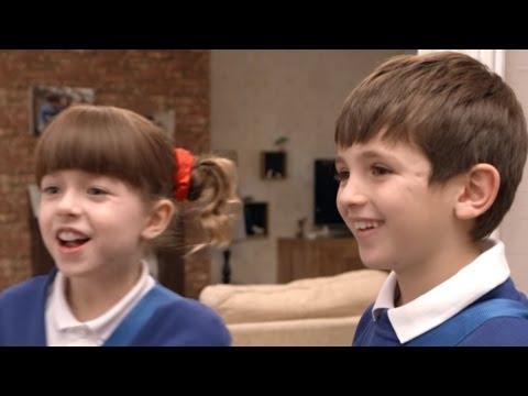 Tosia i Tymek serial -Pierwszy dzień w szkole