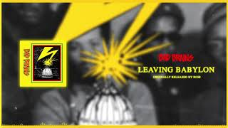 Bad Brains - ROIR - 08 - Leaving Babylon
