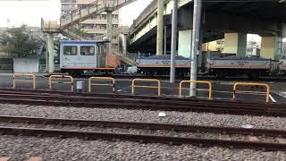 相鉄8000系8706編成 各駅停車横浜(SO01)行き 西横浜(SO03)→平沼橋(SO02)
