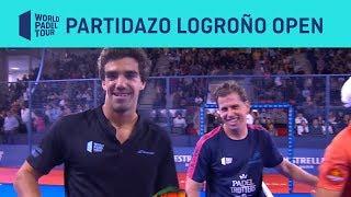 El partidazo del Logroño Open 2019: Bela y Lima frente a Paquito y Lebrón | World Padel Tour