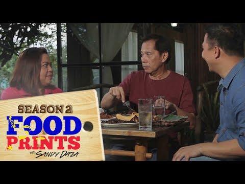 Pampanga as Culinary Capital of the Philippines | Food Prints with Sandy Daza Season 2