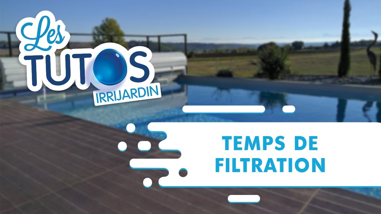 Quel temps de filtration pour la piscine youtube - Temps de filtration piscine ...