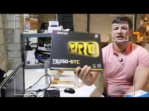 NEW Tutorial Ethereum Mining Rig Built 180mh/s 6x MSI Gamining RX580 | Mining Review!!!