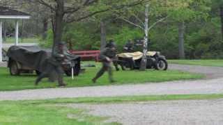 WW2 Battle 1944 France - Danville