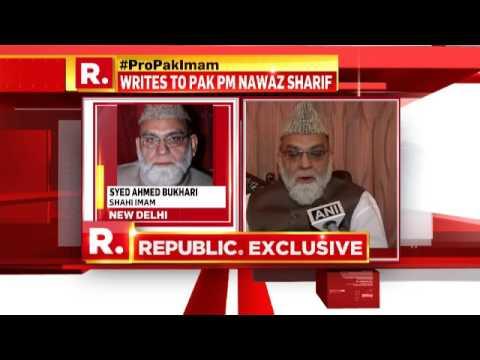Syed Ahmed Bukhari On His Letter | Republic TV