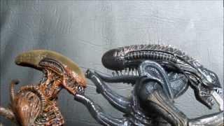 """Alien Warrior (Alien Resurrection)"" McFarlane Movie Maniacs [wave 6]"